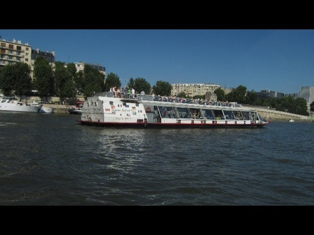 Ride on La Seine | France | Paris | Europe | Destinations