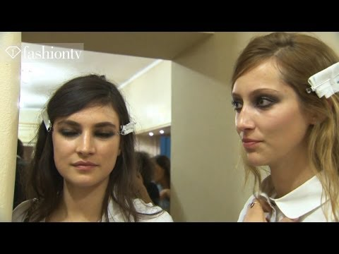 Models - Alana Zimmer, Top Model at Fashion Week Spring/Summer 2012 | FashionTV