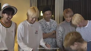 BTS (방탄소년단) can't stop laughing!
