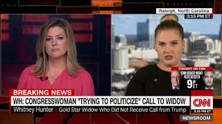 Gold Star widow: I wish Trump had called me