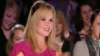 Chloe Hickinbottom - Britain's Got Talent 2010 - Auditions Week 1