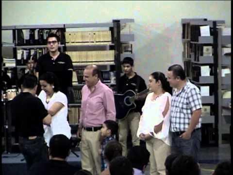 Presentacion y Aniversario - La Vid Monclova - 28/09/14