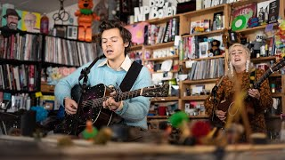 Download lagu Harry Styles: NPR Music Tiny Desk Concert
