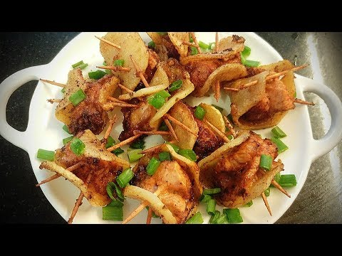 Butterfly Chicken | Butterfly Chicken Recipe in hindi By Farheen Khan | Ramadan Special 2018