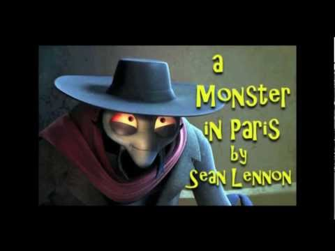 A Monster In Paris - Sean Lennon video