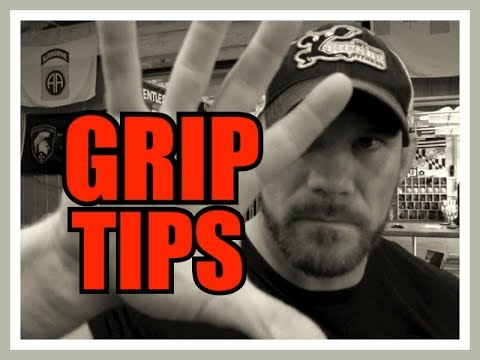 GRIP TIPS: WAYS to Work your Grip without Working Your Grip