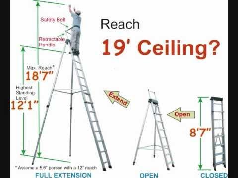 Tripod Ladder System