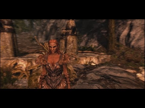 Skyrim Builds - The Pathfinder