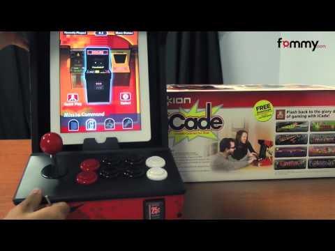 ION Audio iCade Arcade Gaming Cabinet