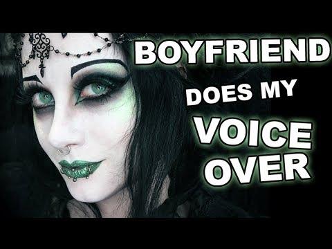Boyfriend Does My Voiceover! | Black Friday