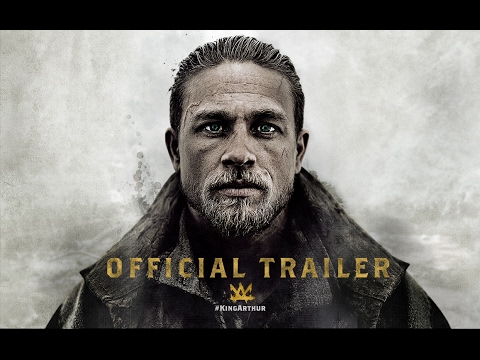 King Arthur: Legend of the Sword - Official Trailer [HD] streaming vf