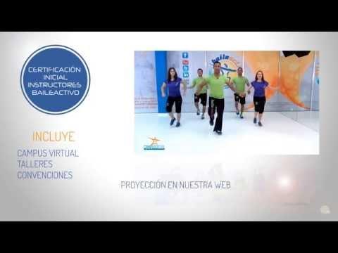 Certificación Instructores | BAILEACTIVO