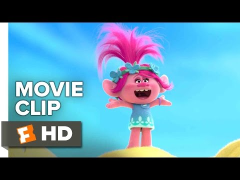 Trolls Movie Clip - Get Back Up Again (2016) - Anna Kendrick Movie