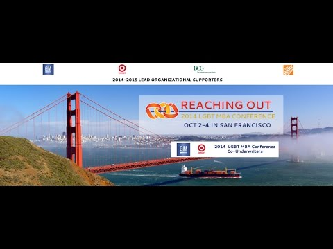 2014 Reaching Out LGBT MBA Conference Promo