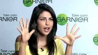 Behind The Scenes_ Priyanka Chopra shines on the sets of her new TVC