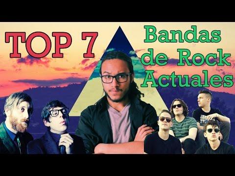 TOP 7: BANDAS DE ROCK ACTUALES (Hipster Mode: ON :v) #1