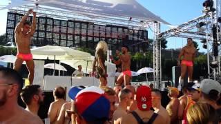 Beach Party(а) @ Circuit Festival Barcelona 2015