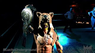 37 Hours Of Lucha Underground In 37 Minutes