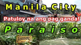 Ongoing Manila Clean up 2019 Update! Travel Vlog Manila, Philippines