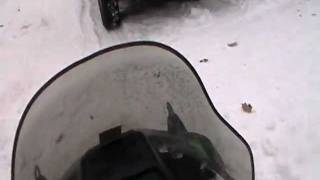 1994 arctic cat cougar cold start