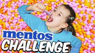 LULU SINGT - Die Mentos Challenge - Lulu & Leon - Family and Fun