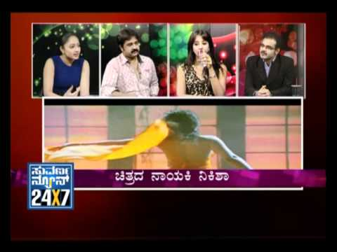 Seg_2 - 'Narasimha' Film team with Gowrish Akki - 24 March - Suvarna News