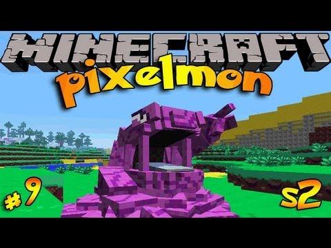 Pixelmon Lizard Pixelmon Server - Let's Play #9