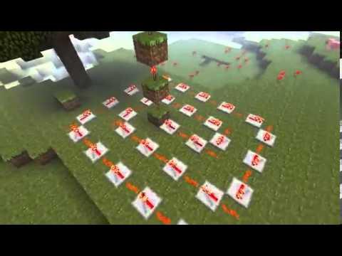 Minecraft механизмы (САМЫЙ ЛУЧШИЙ МЕХАНИЗМ!!!)