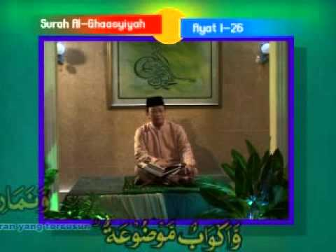 Surah Al Ghaasyiyah By H Muammar Za ( Official Video ) video