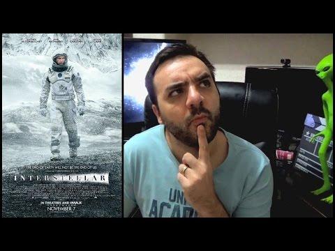 INTERESTELAR (Interstellar, 2014) - Crítica