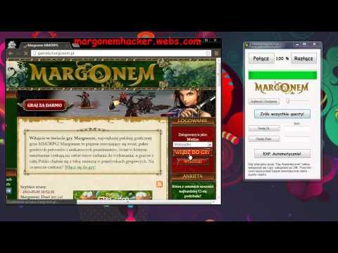 Margonem Hack V5.8 - Akutalizacja Listopad !
