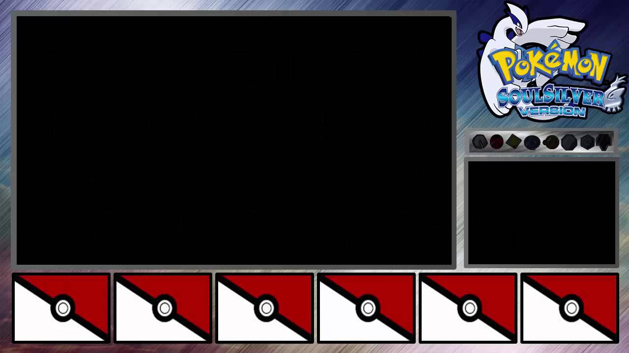 Free Soul Silver Layout Youtube