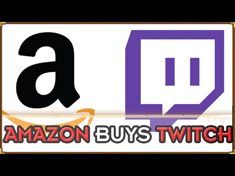 Amazon Buys Twitch.tv Confirmed