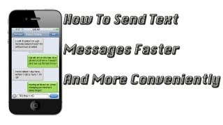 Bite SMS Cydia Tweak (How To Send Text Messages More Conveniently!)