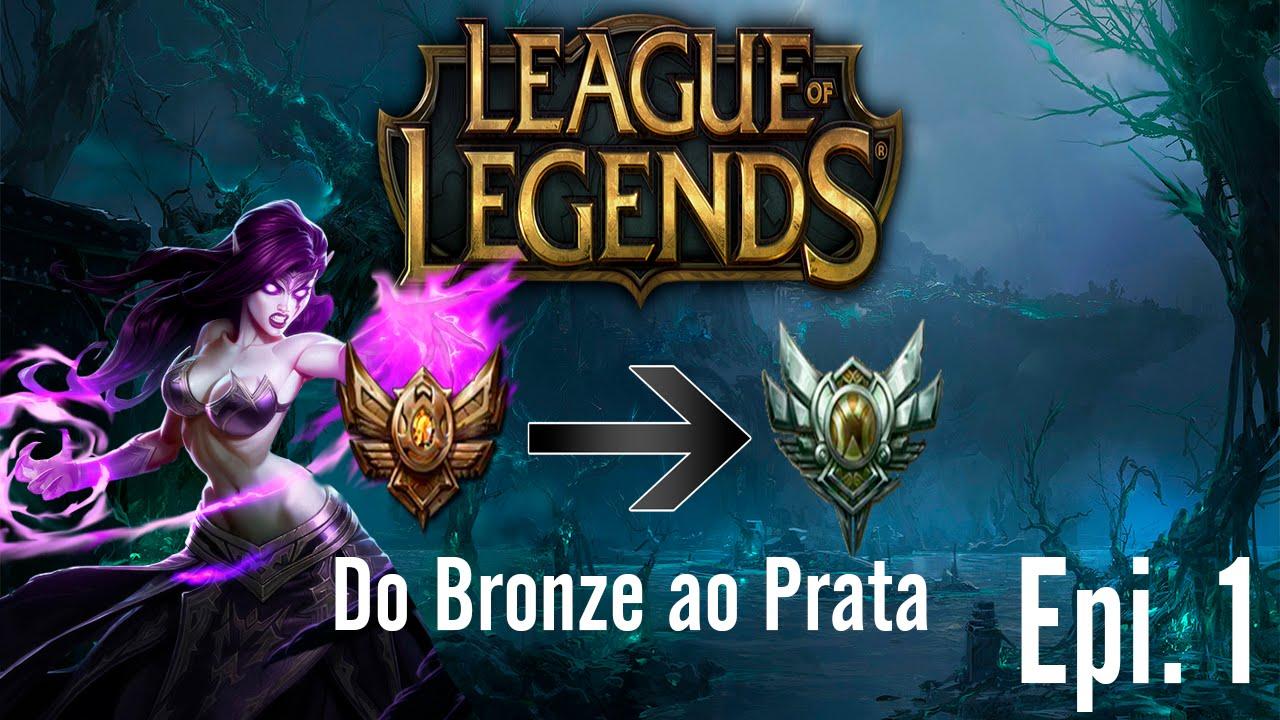 how to get bronze 5 in league of legends