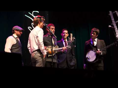 The Punch Brothers - 'The Auld Triangle' (Glasgow, 2015)