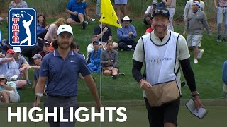 Tommy Fleetwood highlights | Round 3 | THE PLAYERS 2019