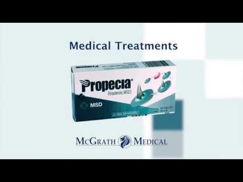 Medical Treatments for Hair Loss | McGrath Medical | Austin, Tx
