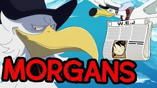 'BIG NEWS' Morgans & The World Economic Journal - One Piece Discussion