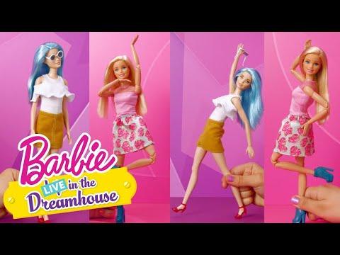 VERÃO SEM FIM | Barbie LIVE! in the Dreamhouse | Barbie