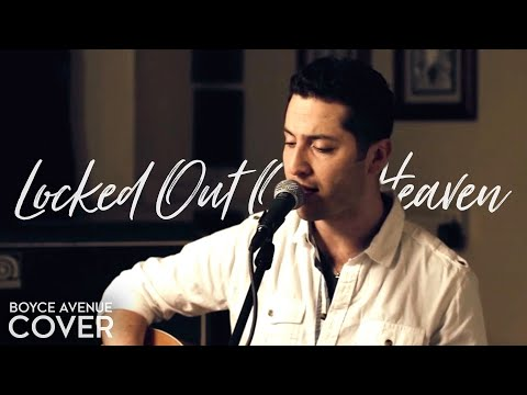 Bruno Mars - Locked Out Of Heaven (boyce Avenue Acoustic Cover) On Itunes & Spotify video