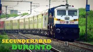 Secunderabad DURONTO - Before & After Derailment !!