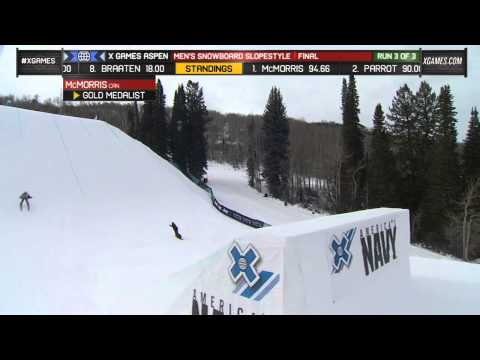 0 Reginas Mark McMorris has great weekend at X Games. Sochi 2014 next step?