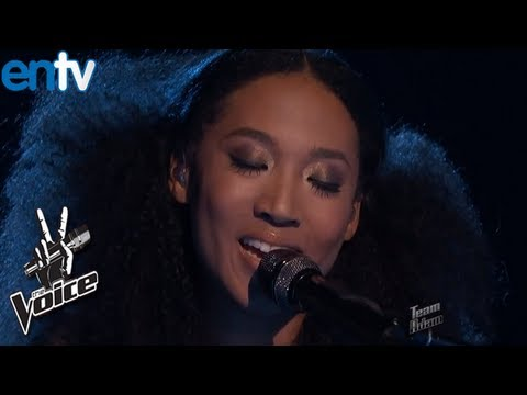 Judith Hill and Amber Carrington Shine  during Top 12 - The Voice Season 4