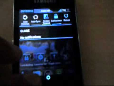 GALAXY Y ICS 4.0.4 review