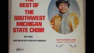 """Sanctify Me Holy""  Mattie Moss Clark & The Southwest Michigan State Choir"