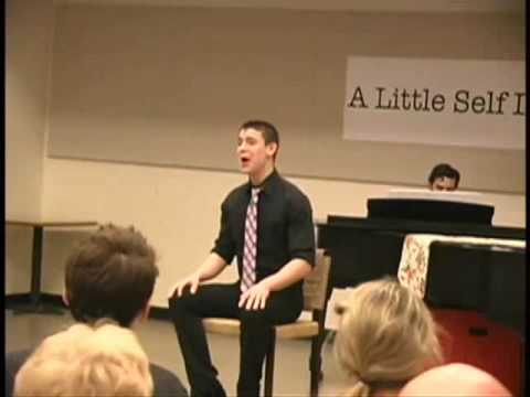 Songs of Andre Catrini - College Conservatory of Music (CCM)