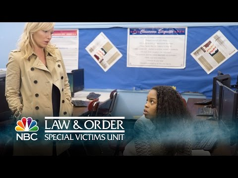 Law & Order: SVU - Caught On Camera (Episode Highlight)