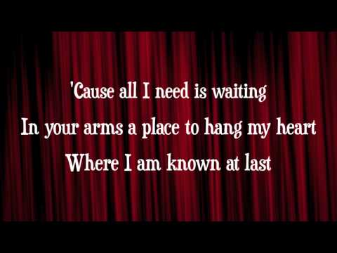 AJ Michalka - All I've Ever Needed - with lyrics (from Grace Unplugged Movie)