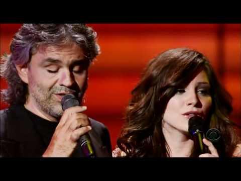 Andrea Bocelli and  Katharine McPhee - Somos Novios